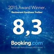 Booking Award Winner 2015